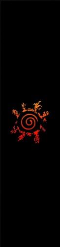Naruto Seal Custom longboard griptape