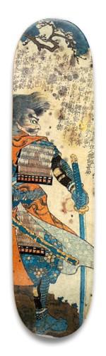 Samurai Park Skateboard 8.5 x 32.463