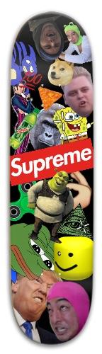 Memes Park Skateboard 8 x 31.775