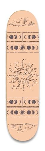 Sun and Moon Park Skateboard 8.25 x 32.463