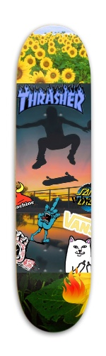 Park Skateboard 7.88 x 31.495 #249088
