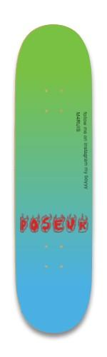 Park Skateboard 8.25 x 32.463 #250022