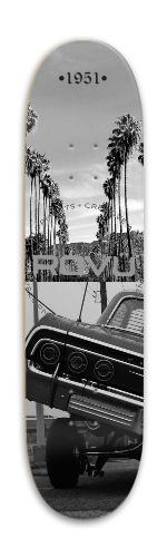 Park Skateboard 7.88 x 31.495 #250415