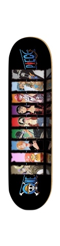 Skateboard 32.25 x 8.125 #250514