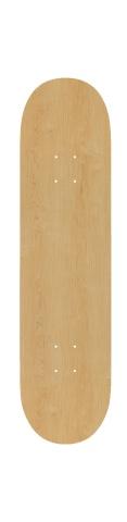 Skateboard 32.25 x 8.125 #250704