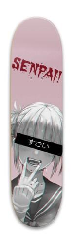 Toga Senpai Park Skateboard 7.88 x 31.495