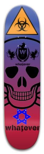 Park Skateboard 8 x 31.775 #250991