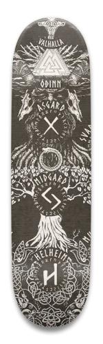 Norse Park Skateboard 8.5 x 32.463