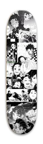 Tanjiro Board Park Skateboard 7.88 x 31.495