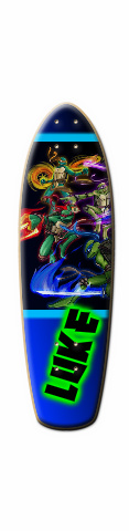 Lilguy Skateboard Deck #9880