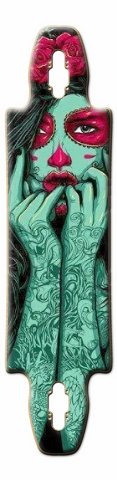 Gnarliest 40 Skateboard Deck #10255