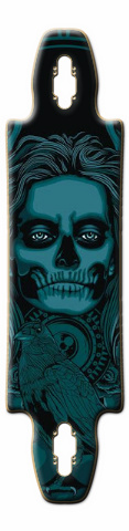 lady death Gnarliest 40 Skateboard Deck