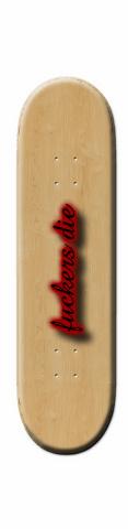 Skateboard 31.875 x 8.25 #10330
