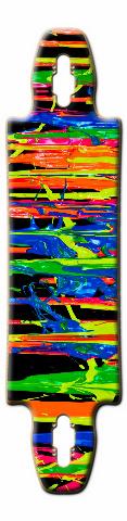 Gnarliest 40 Skateboard Deck #10373