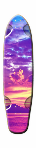 Tallboy Skateboard Deck #11336