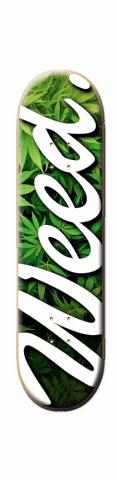 Weed Trees 8,0 Skateboard 31.7 x 8.0