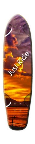 Tallboy Skateboard Deck #18178