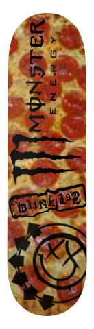 Banger Park Skateboard 7.75 x 31.25 #19951