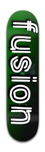 Banger Park Skateboard 7 7/8 x 31 5/8 #38225