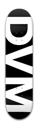 Banger Park Skateboard 7 7/8 x 31 5/8 #38336
