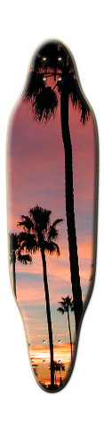 Cali Fresh Sloop Skateboard Deck