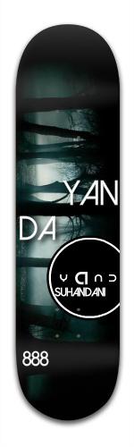Banger Park Skateboard 8.5 x 32 1/8 #69234