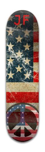 Skateboard of America Banger Park Skateboard 8 x 31 3/4