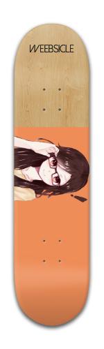 Banger Park Skateboard 8 x 31 3/4 #113579