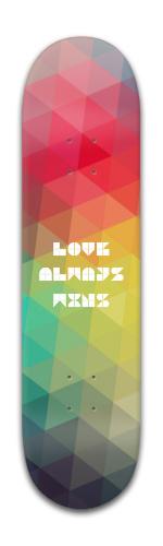 Banger Park Skateboard 8 x 31 3/4 #83622