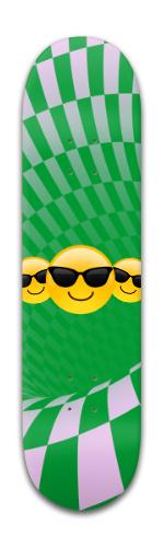 Banger Park Skateboard 8 x 31 3/4 #93384