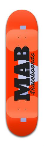 Banger Park Skateboard 8 x 31 3/4 #114760