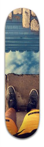 Gunny Banger Park Skateboard 8.5 x 32 1/8