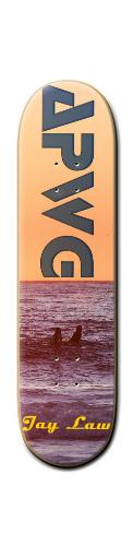 Banger Park Skateboard 8 1/4  x 32 #148675