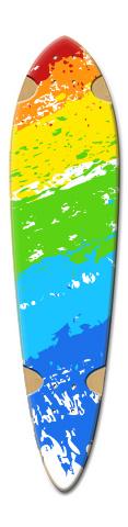 Dart Skateboard Deck v2 #117972
