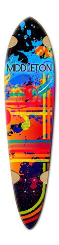 Middleton Dart Skateboard Deck v2