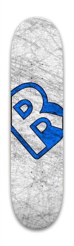 BlueScratch Park Skateboard 8 x 31.775