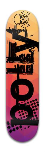 Banger Park Skateboard 8 x 31 3/4 #184774