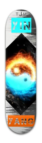 Banger Park Skateboard 8 x 31 3/4 #168129