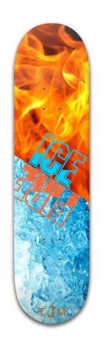 Banger Park Skateboard 8 x 31 3/4 #169174