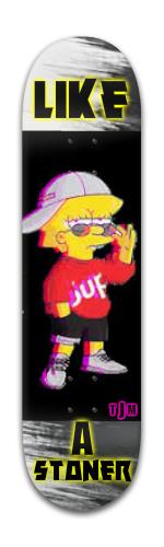 Banger Park Skateboard 8 x 31 3/4 #169566