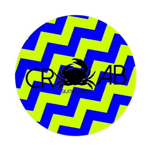 Sticker 4 x 4 Circle #187201