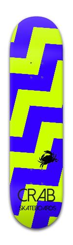 Banger Park Skateboard 8 x 31 3/4 #187195