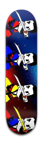 Banger Park Skateboard 8 x 31 3/4 #189565