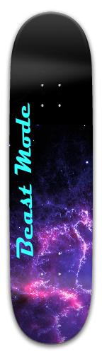 Beast Mode Park Skateboard 8 x 31.775
