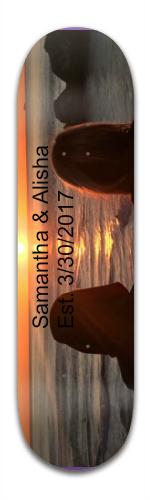 Banger Park Skateboard 8.5 x 32 1/8 #188916