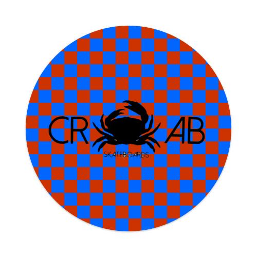 Sticker 4 x 4 Circle #190927