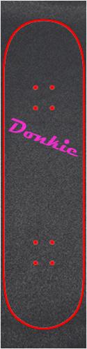 Custom skateboard griptape #195913