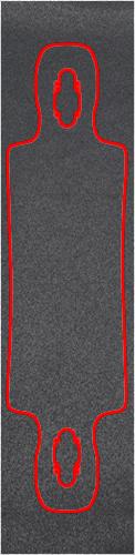 Custom skateboard griptape #198025