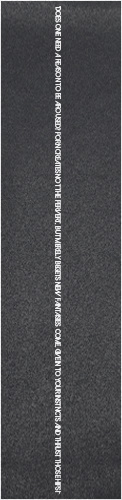 Custom longboard griptape #238890