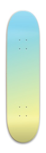 its a sunset but without the red an Park Skateboard 7.88 x 31.495